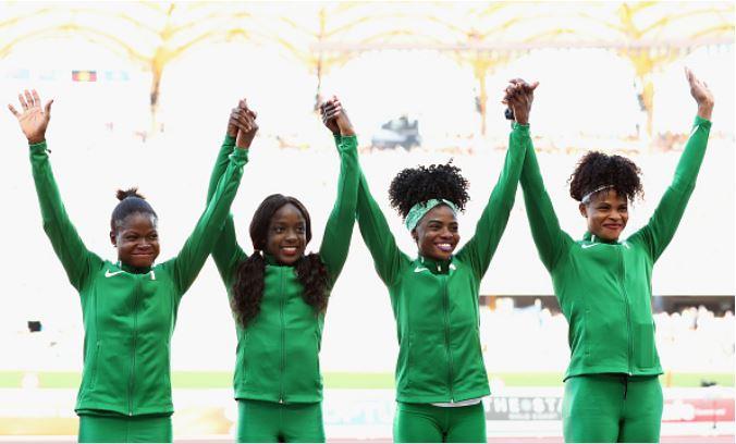 Gold Coast 2018: Nigeria wins Bronze in women's 4x100m relay
