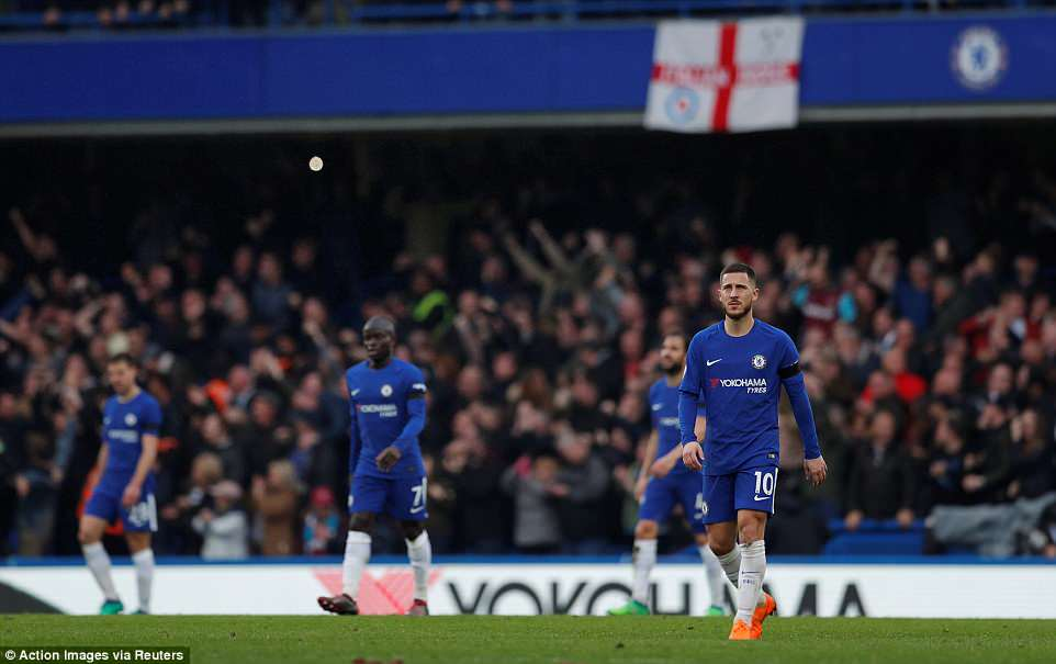 Chelsea already facing risk of becoming the New Arsenal, Do you agree?