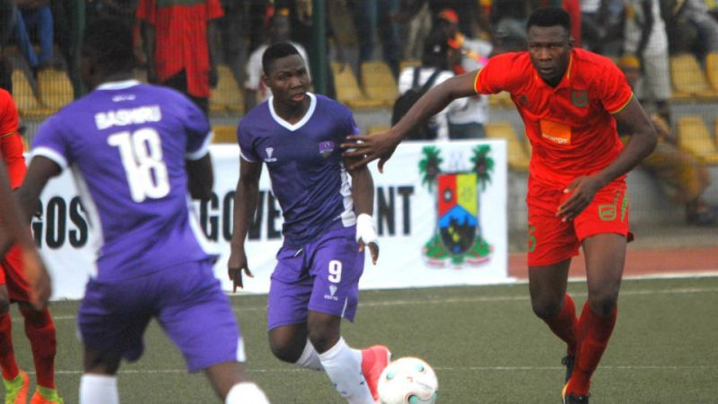 Djoliba dump MFM out of CAF Confederations Cup