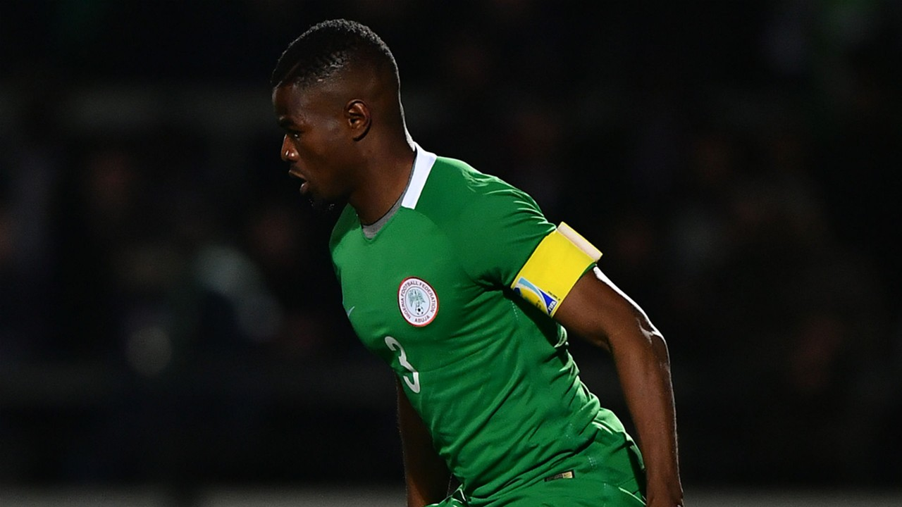 Stick with Echiejile for Eagles Left back or get someone better, Urges Siasia