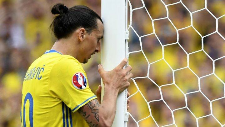 Russia 2018: Swedish FA dismisses Zlatan's return