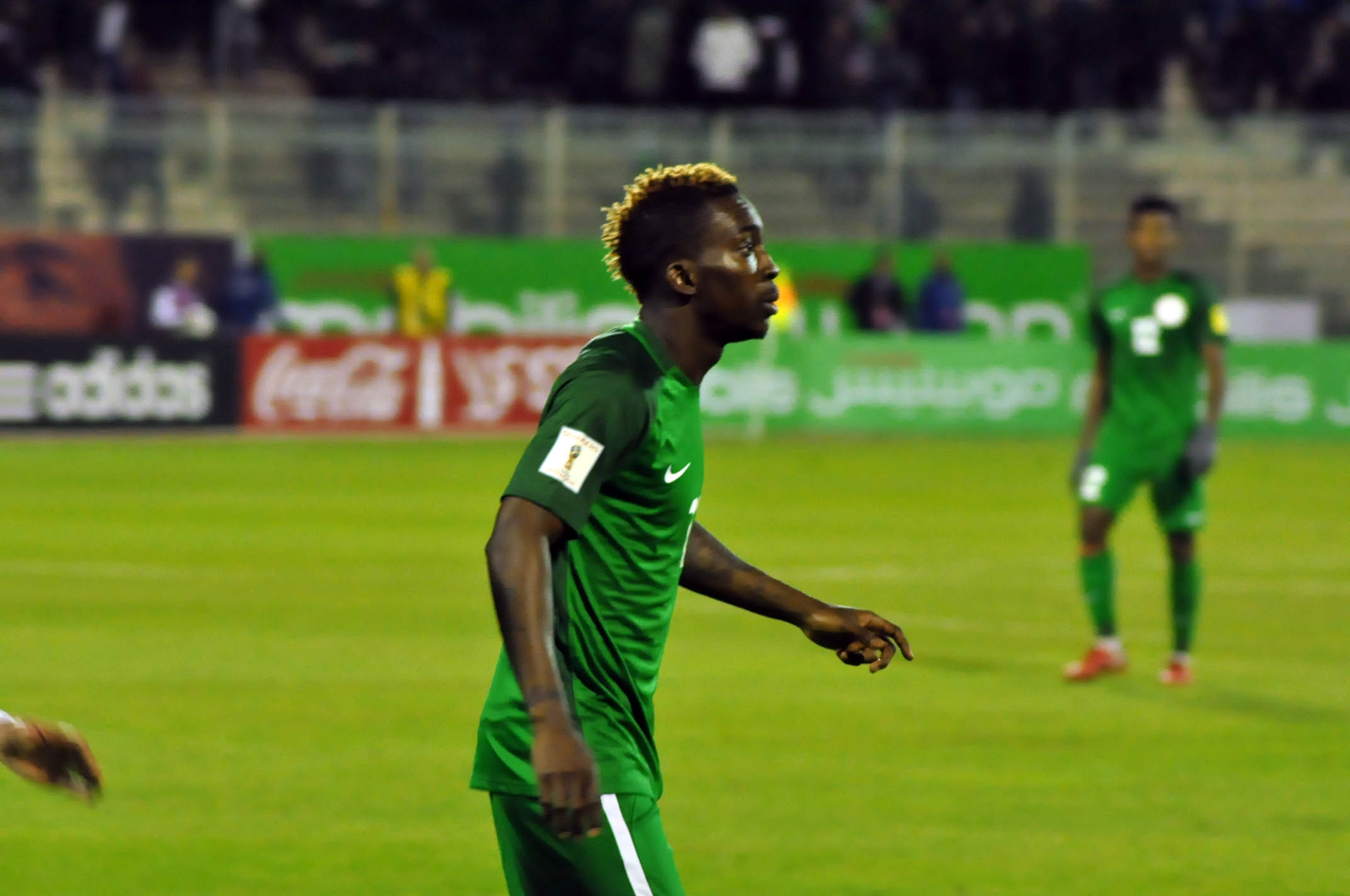 Super Eagles will Play for Gernot Rohr – Onyekuru