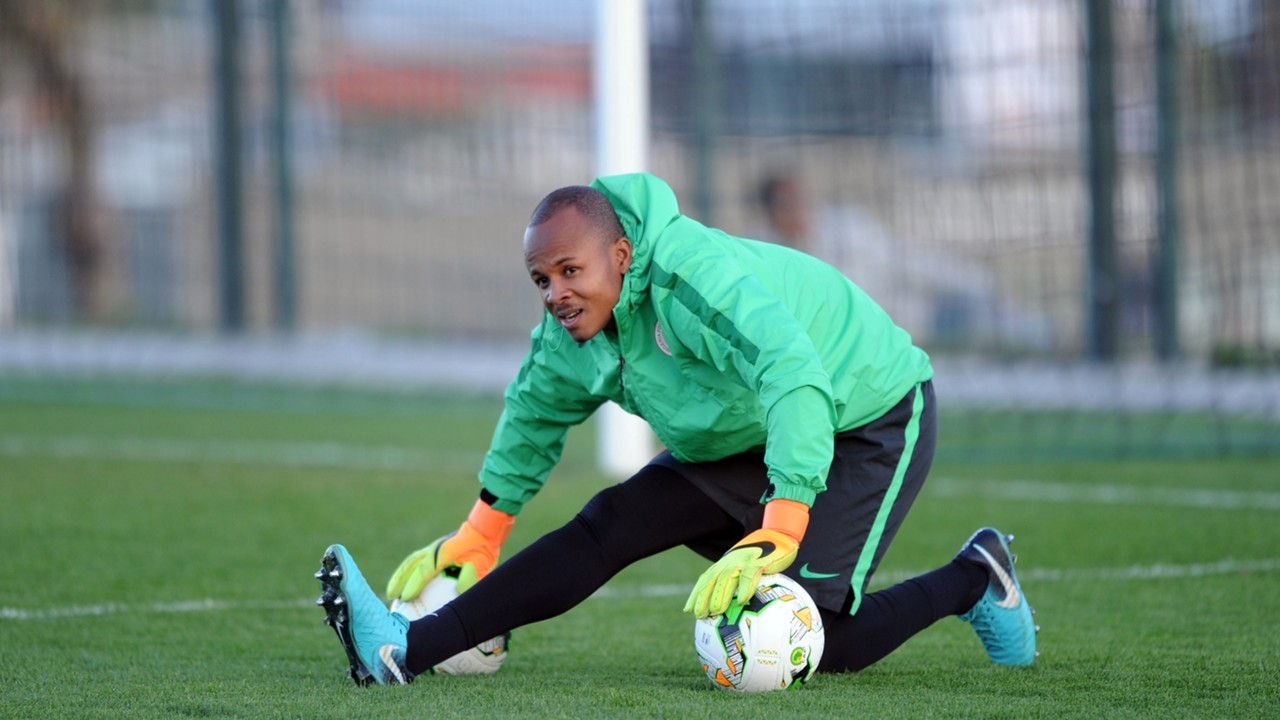 At 30 – Ezenwa says he's not in hurry to play abroad