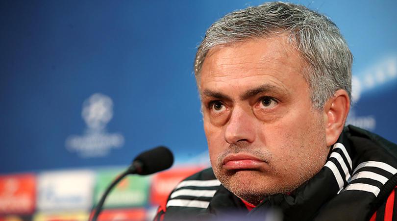Mourinho claims Manchester Derby is 'No Classico'