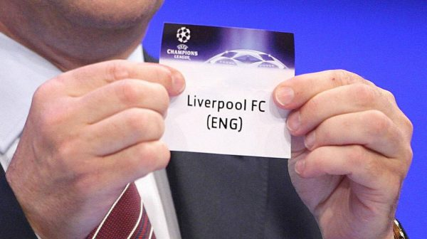 Who should Liverpool face in the Champions League semi-finals?