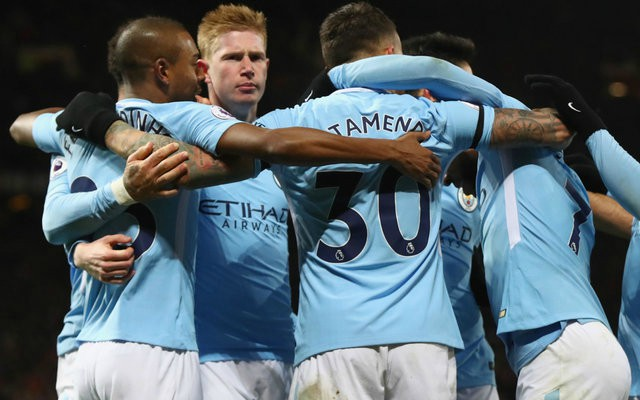 BREAKING: Man City players dominate PFA team of the year