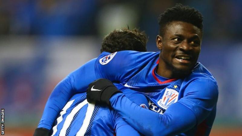 Obafemi Martins' hopes of Super Eagles recall ended by torn harmstring