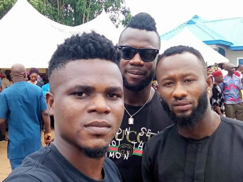 NPFL Players Pay Last Respect To Chinedu Udoji