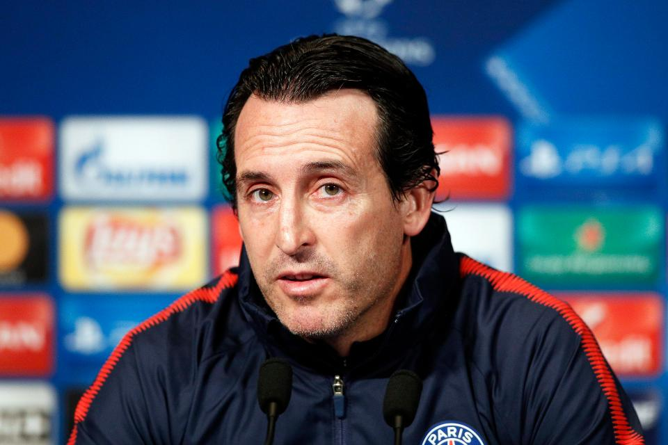 Unai Emery announces decision to step down from PSG role