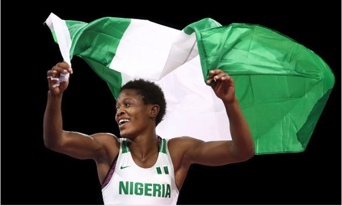 Nigerian Government celebrates Adekuoroye for picking Tokyo 2020 ticket