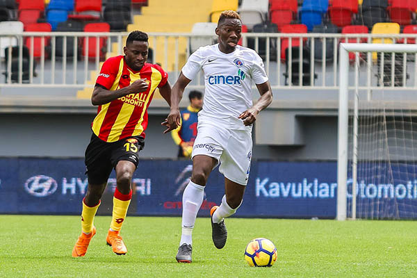 5 things we loved this weekend: Kayode, Omeruo, Isaac Success & More