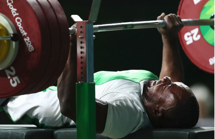 Gold Coast 2018: Team Nigeria win all Four Powerlifting Gold Medals