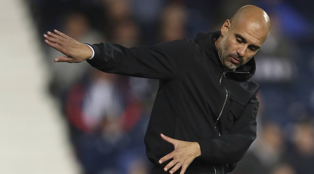 Again! Guardiola to get £200m to sign more players for Champions-Elect Man City