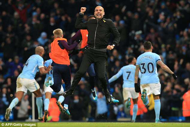 Beating Chelsea at Stamford Bridge gave us the Title, Says Guardiola
