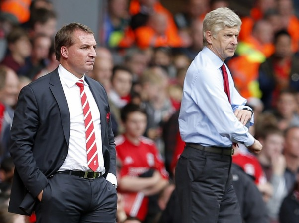 Celtic Manager Brendan Rodgers distances himself from Arsenal Job