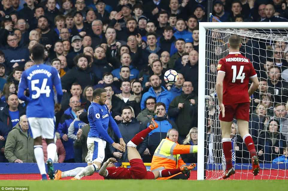 Rooney fumes at Big Sam as 231st Merseyside derby ends in goalless stalemate