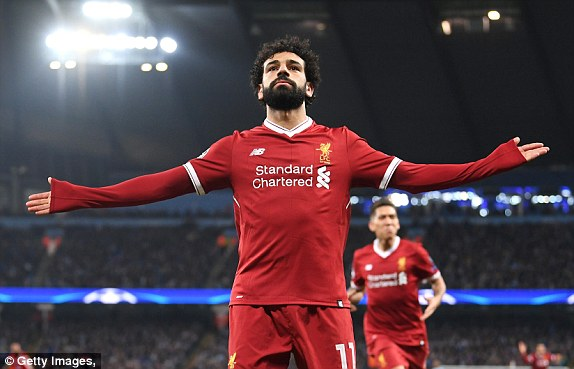 Man City 1-2 Liverpool: Salah, Firminho on target as Liverpool dump Man City out of Champions League