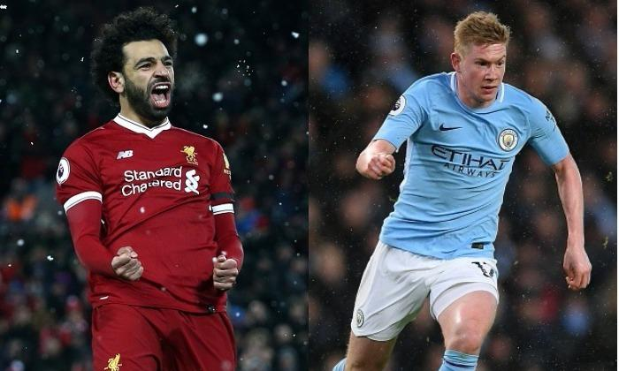 Mohammed Salah vs Kevin De Bruyne: Who deserves to win the PFA Player of the year award?
