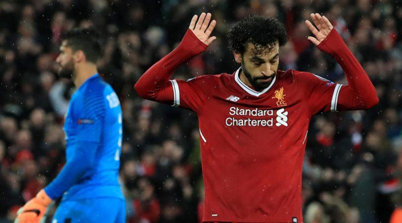 Mohamed Salah deletes all social media accounts