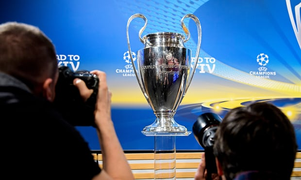 Champions League Draw: It's Liverpool vs Roma as Bayern face Real Madrid