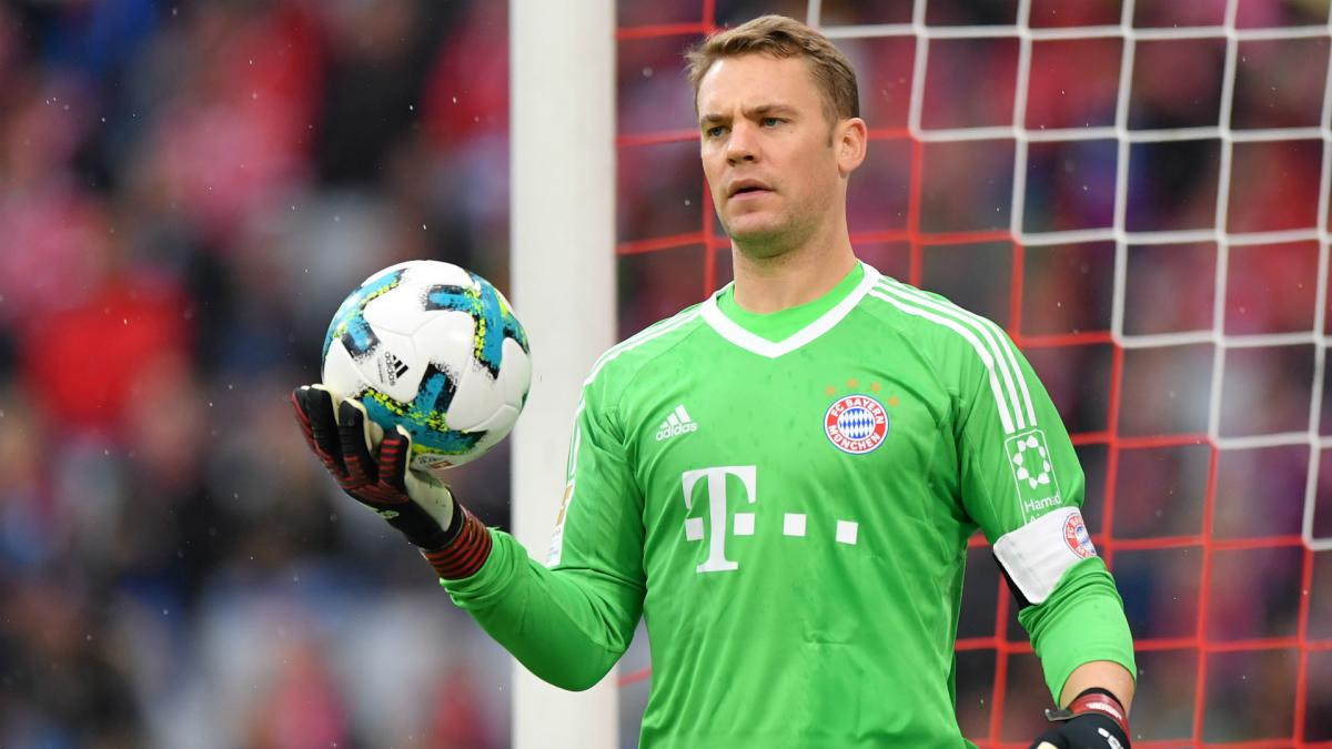 Injured Neuer named in Germany's 27-man World Cup squad