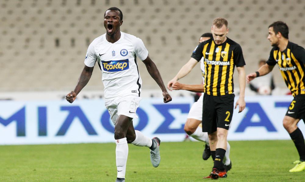 'Eagles have a chance to go far in Russia, says Nigerian striker Abiola Dauda