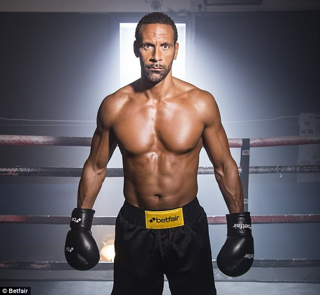 BREAKING! Former United Captain Rio Ferdinand Retires From Boxing