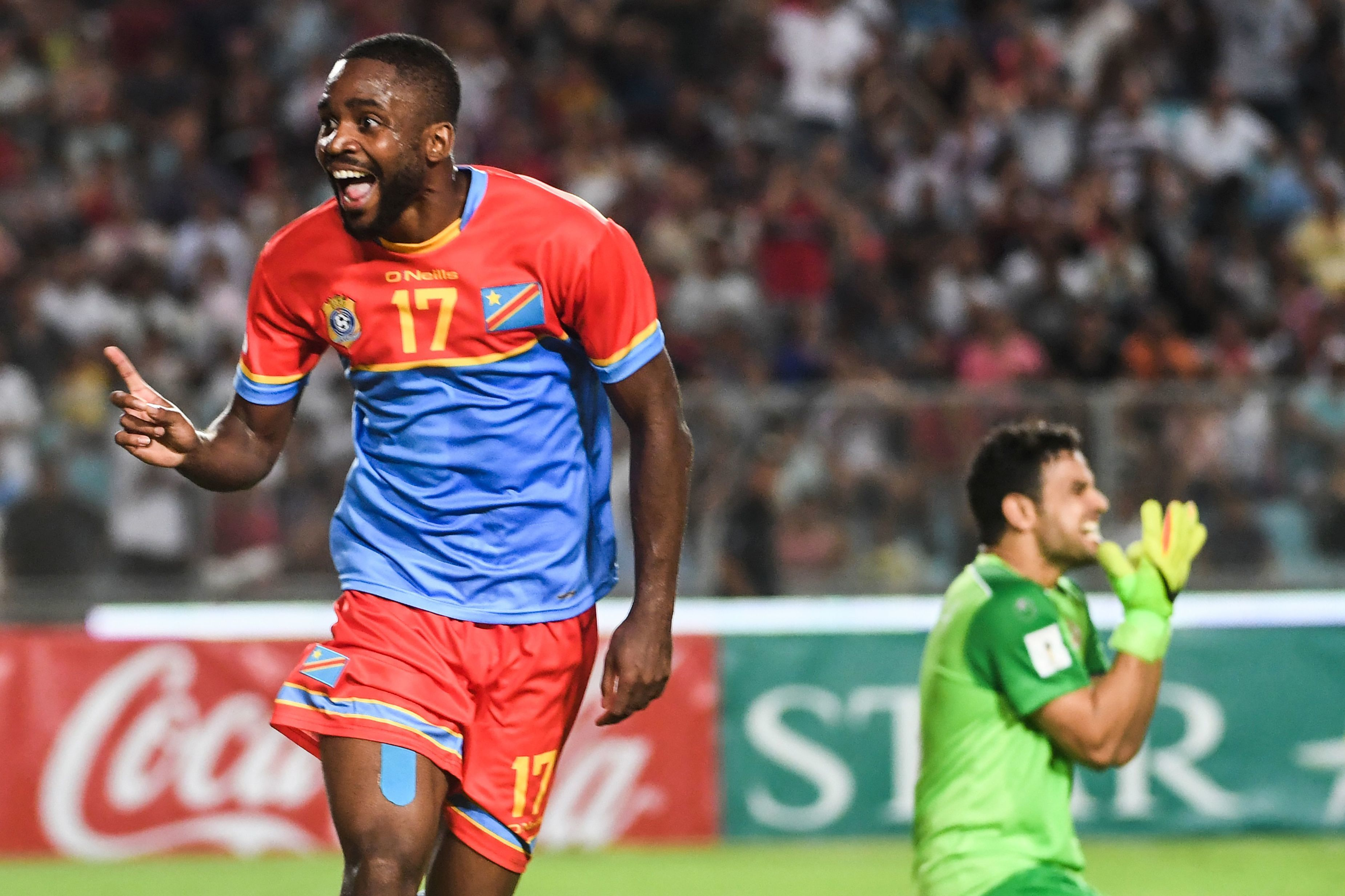 Africa's most Expensive player Bakambu leads DR Congo squad for Super Eagles Friendly