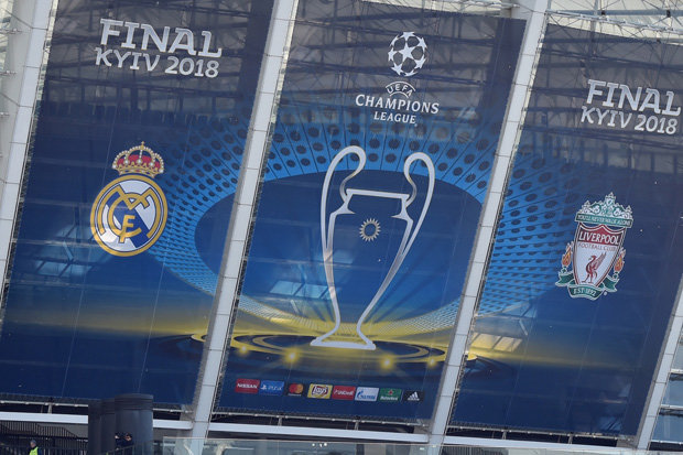 Champions League Final faces 'hacking threats' from cyber attackers