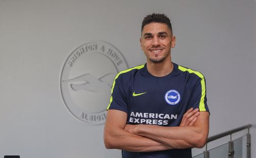 BREAKING! Leon Balogun completes Brighton move