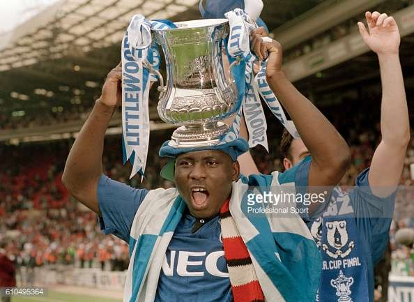 Amokachi, Utaka, Kanu & Other Super Eagles players who have won the FA Cup