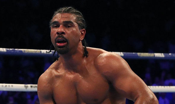 Do you think David Haye should retire already?