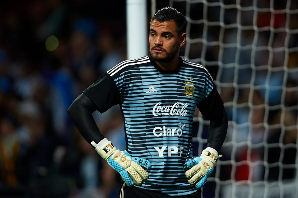 Argentina No 1 Goalkeeper ruled out of World Cup due to injury
