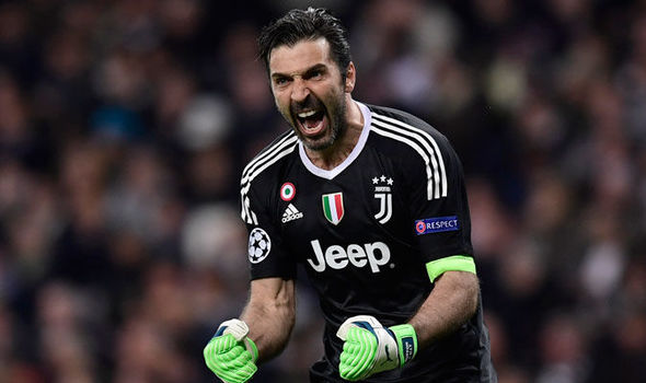 Buffon reveals decision to leave Juventus at the end of the season