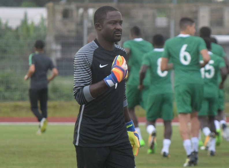 Dele Ajiboye hopeful of another opportunity with Super Eagles