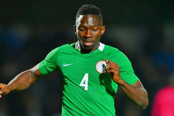 England, Czech Republic Friendlies will boost Our Confidence Level – Omeruo