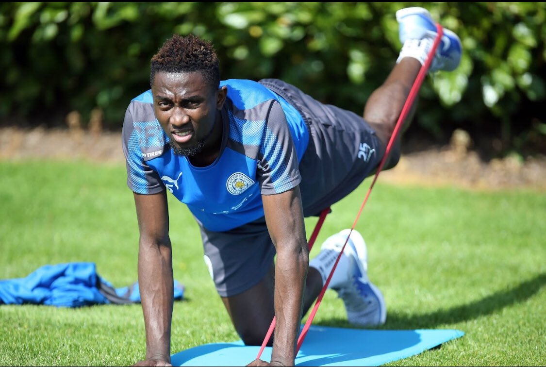 Leicester Midfielder Ndidi on course for Quick Recovery