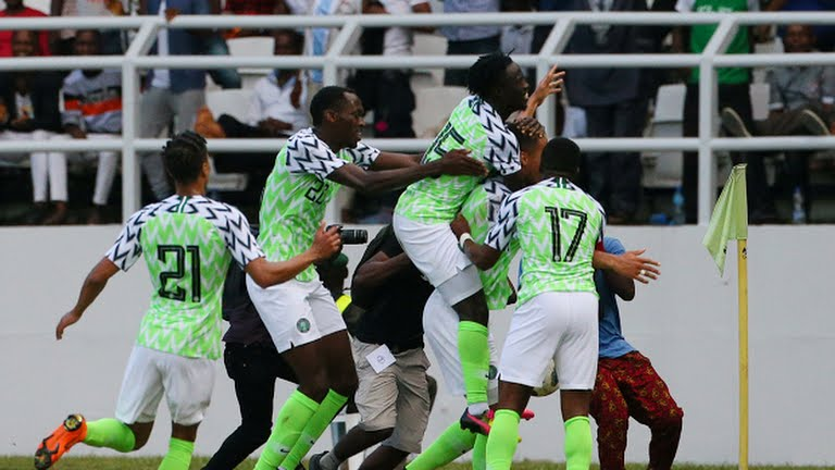 Bank Alert! Super Eagles get World Cup Bonuses