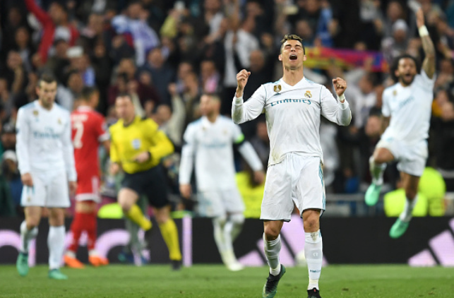 Real Madrid Progresses to Third Successive UCL Final