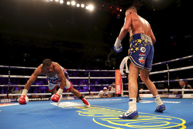 Bellew Stops David Haye in fifth round of heavyweight rematch