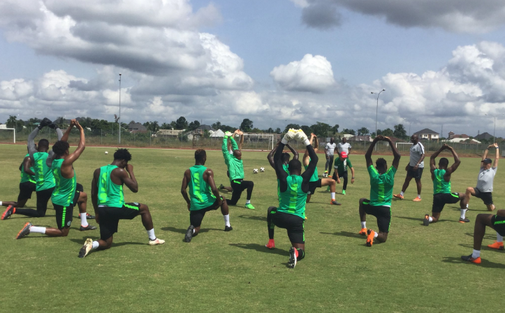 No Decision on Super Eagles Goalkeepers Yet – Agu