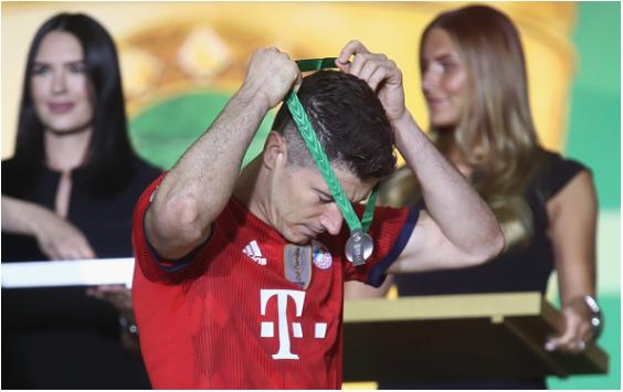 Bayern Munich Exit: Money not Lewandowski's Motivation – Agent