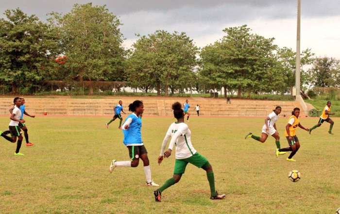 Oparanozie, Asisat and Ebi arrivals boost Super Falcons AWCON camp