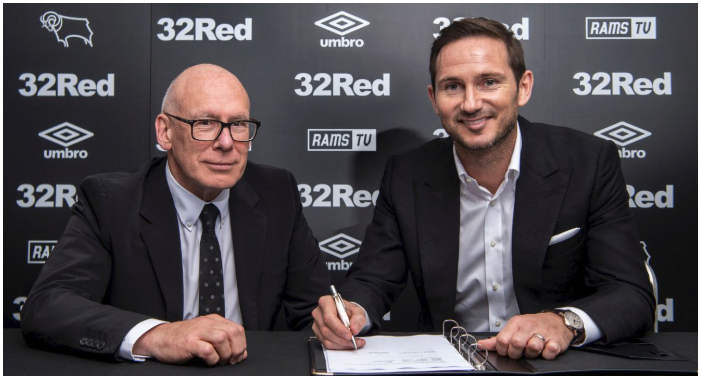 Frank Lampard Appointed as Derby County Manager (Taribo West's Former Team)