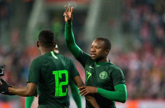 Onazi Ogenyi, Super Eagles