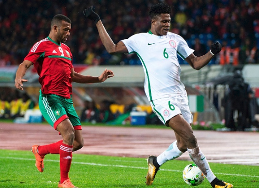 I Believe! Stephen Eze Dreams of Playing at the World Cup