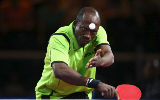 Segun Toriola to make 21st appearance in Budapest