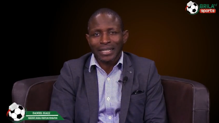 Video: Nigerians Don't Want To Sponsor Sports Athletes – Daniel Igali