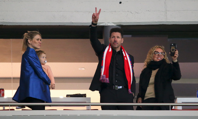 Diego Simeone Barred from Touchline Duties in Europa League Final
