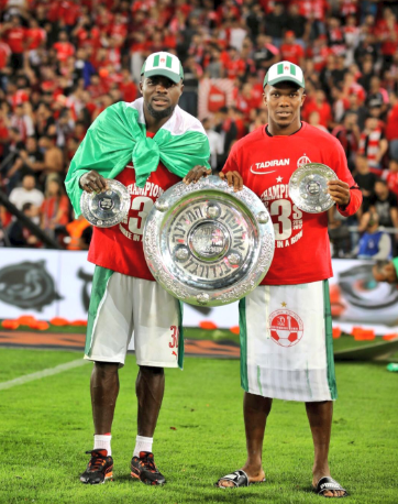 Ogu, Nwakaeme Crowned Champions of Israel… For Third Straight Season